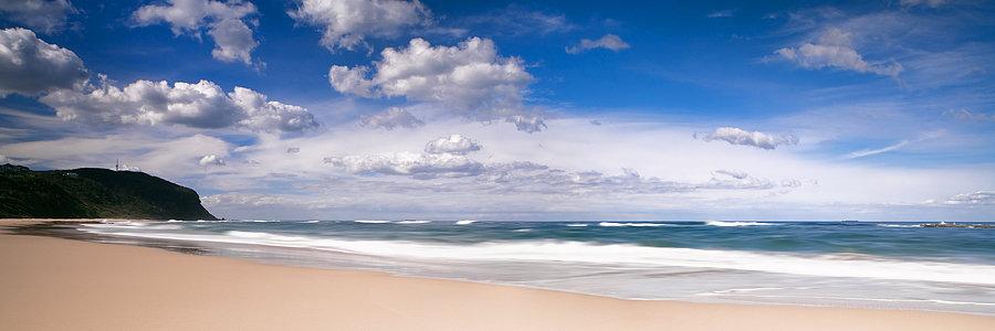 Beach Central Coast Sydney, Australia