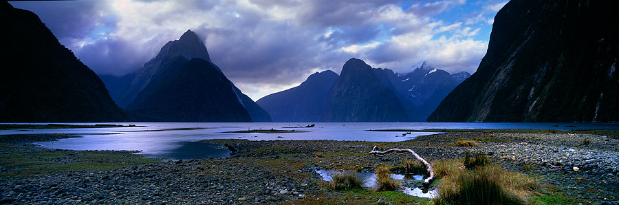 Milford Sound, New Zealand South Island