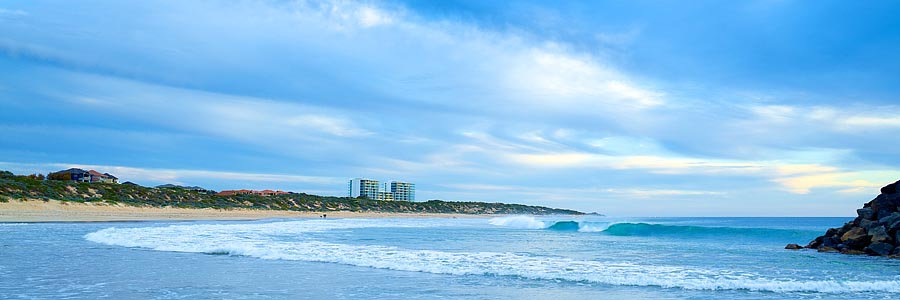 Beach and Surf, Mandurah, Western Australia