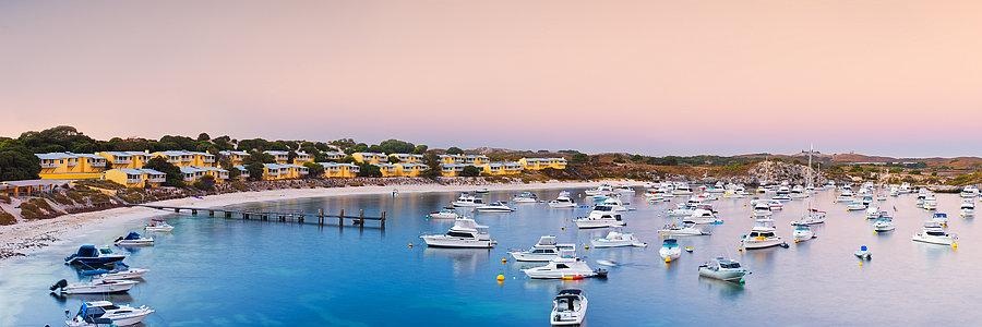 Geordie Bay Rottnest Island, Western Australia