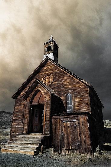 Bodie Church, California, America