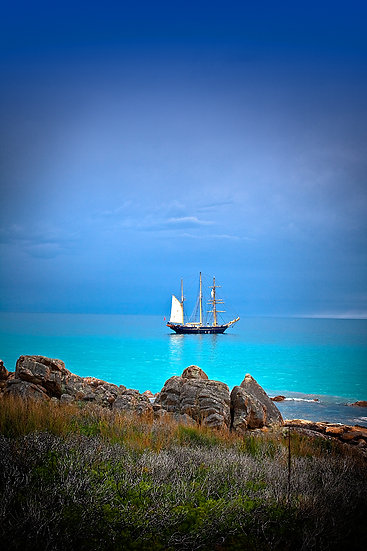 Leeuwin Sailing Ship, South Western Australia