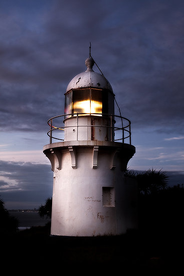 Fingal Head Lighthouse, NSW, Australia