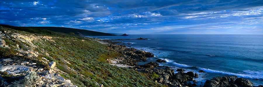 Cape Naturaliste coastline, South Western Australia