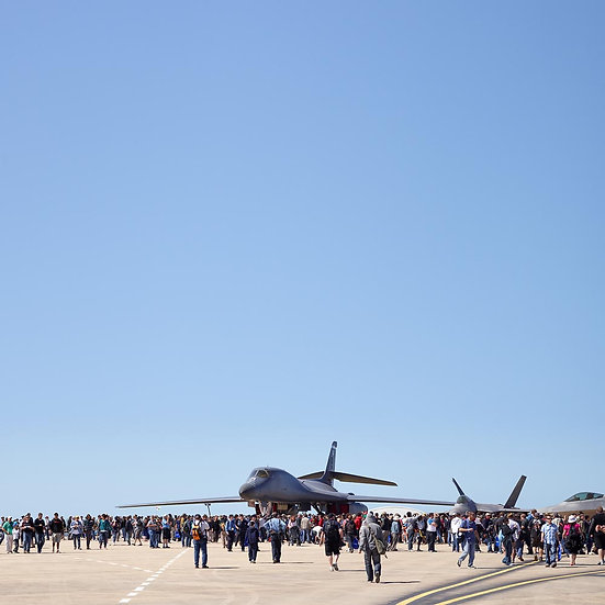 B1B Bomber, Avalon Air Show