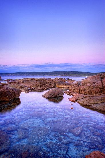 Smiths Point Beach, Cape Naturaliste, South Western Australia