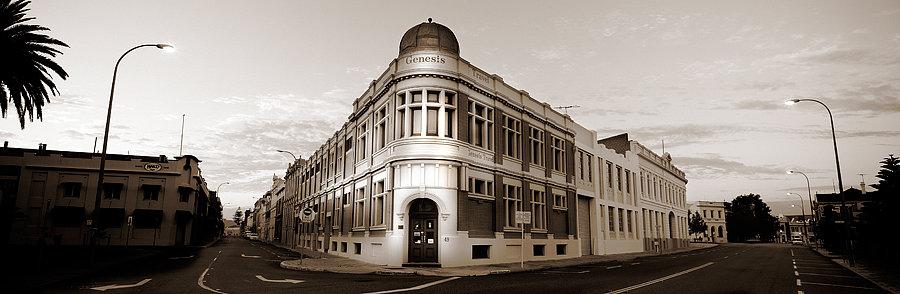 Historic Building, Fremantle, Perth, Western Australia