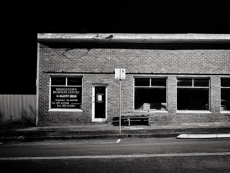 Old Bridgetown Business Centre Building, South Western Australia