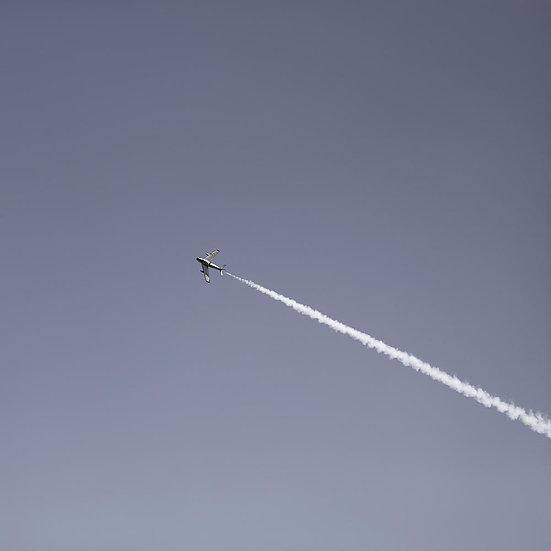Saber F86 Plane,  Avalon Air Show, Victoria