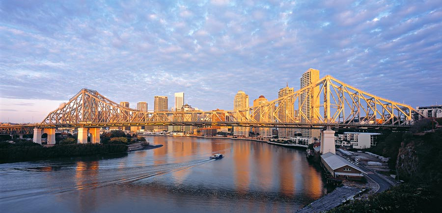 Story Bridge, Brisbane,Queensland, Australia