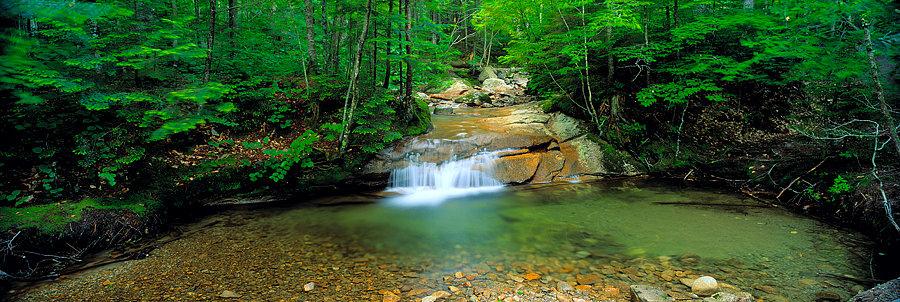 Stream, New Hampshire, USA