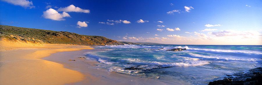 Honeycombs beach, Cape Naturaliste, South Western Australia