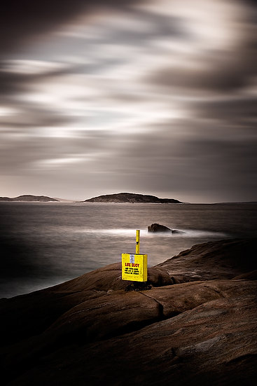 copy of Rescue Life buoy,  Esperance, South Coast, Western Australia