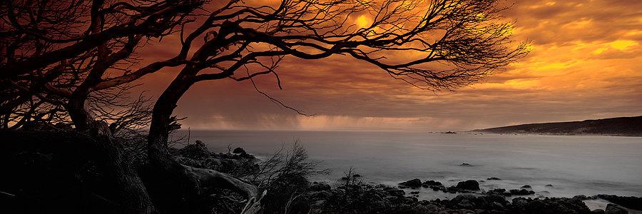 Sunset, Cape Naturaliste Beach, South Western Australia