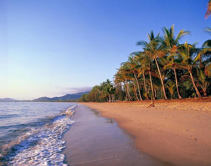 Palm Cove beach, Queensland, Australia