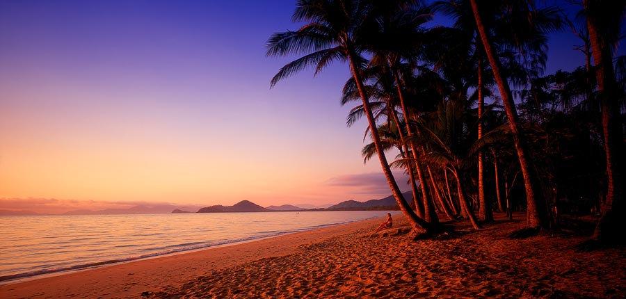 Palm Cove beach, Cairns, Far North Queensland, Australia