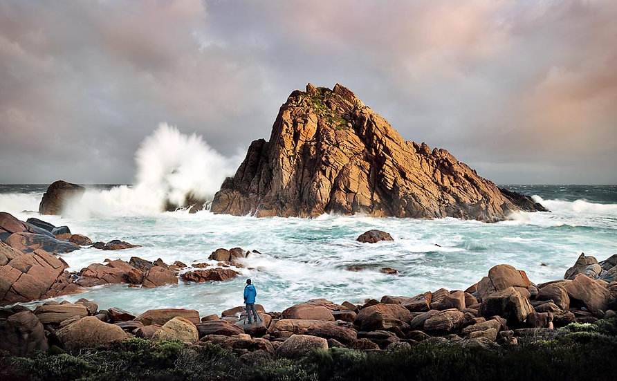 Sugarloaf Rock, Dunsborough, South Western Australia