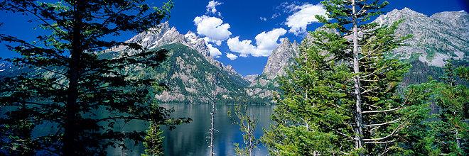Grand Tetons, Wyoming USA