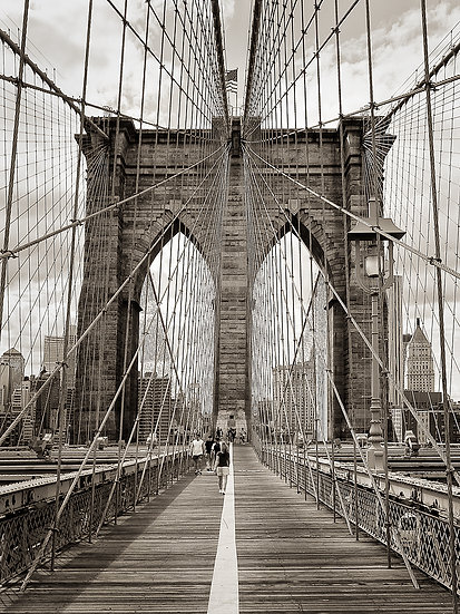 Brooklyn Bridge America
