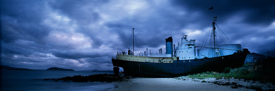 Albany Whaling Boat, Western Australia