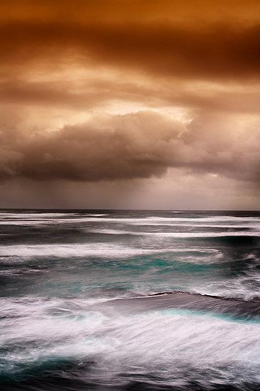 Rough Sea, Margaret River, South Western Australia