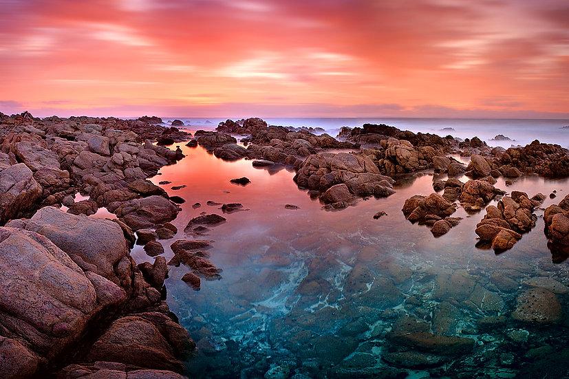 Sunset, Yallingup Beach, South Western Australia