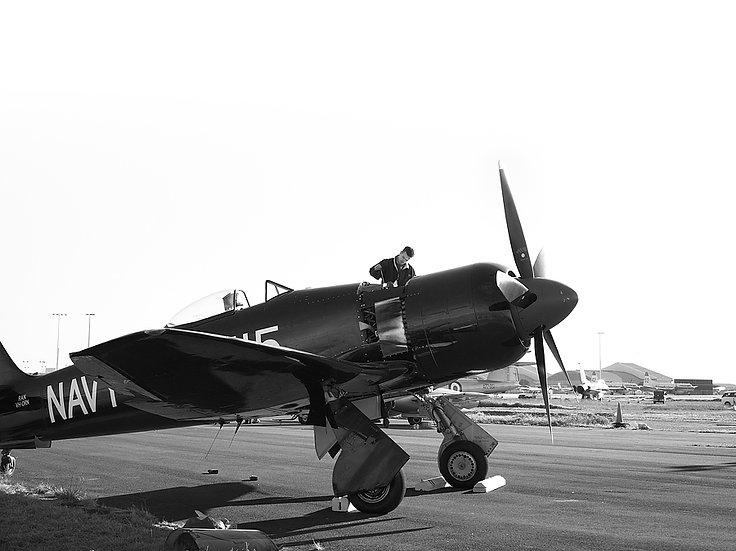 Avalon Airshow, Fury plane