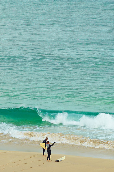 Surfers, Injidup Beach, South Western Australia