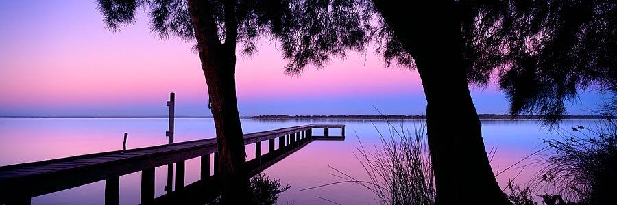 Dawesville Jetty, Mandurah Western Australia