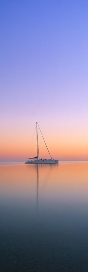 Sailing Monkey Mia North Western Australia