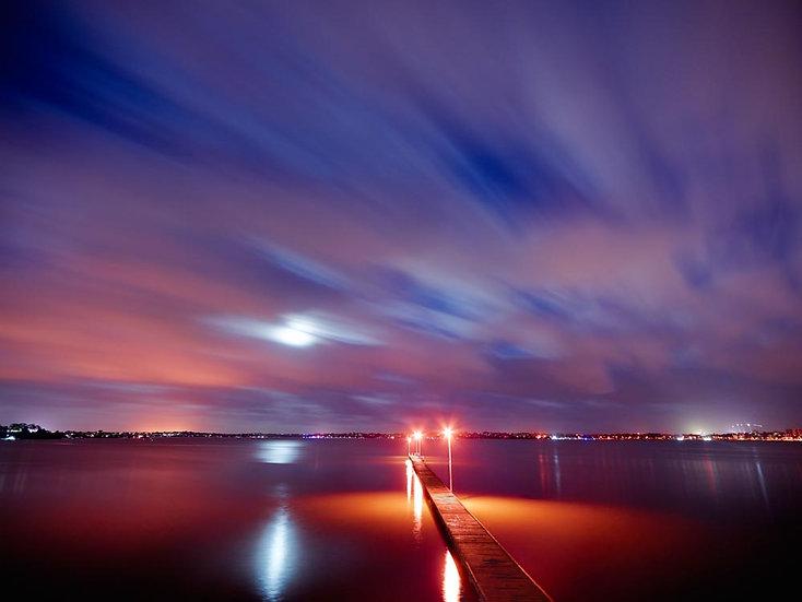Swan River Como, Perth Western Australia