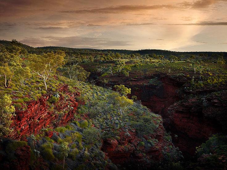Australian Outback, Karijini National Park, Pilbara, North Western Australia