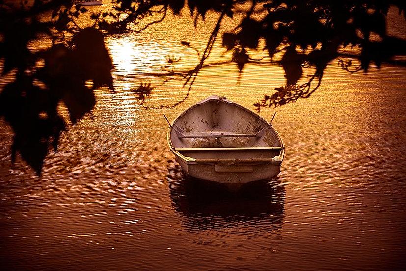 Boat, Applecross, Perth, Western Australia
