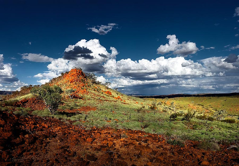 Mount Tom Price, Pilbara, North Western Australia