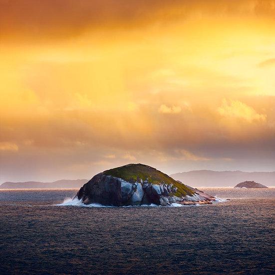 Sunset in Albany, South Coast, Western Australia