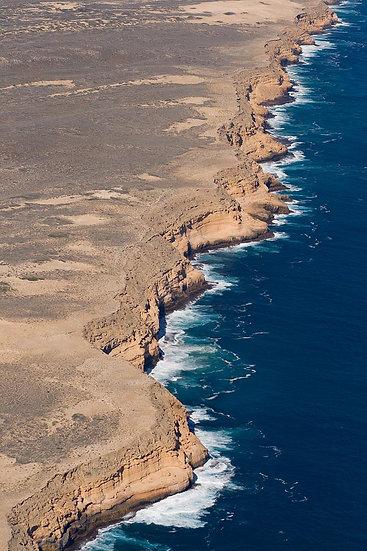 Coastline, Shark Bay, North Western Australia