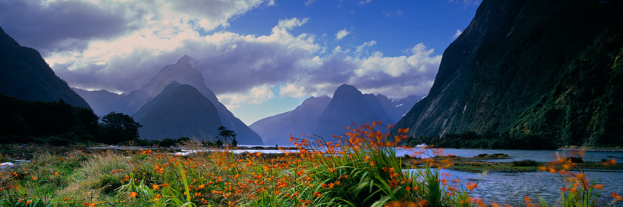 Spring, New Zealand South Island