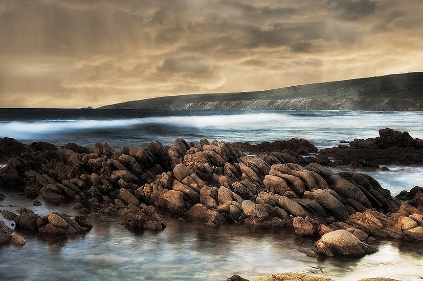 Yallingup Beach Sunrisse,  Western Australia