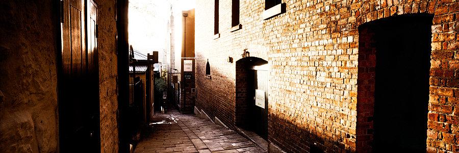 Alleyway, Sydney, NSW, Australia