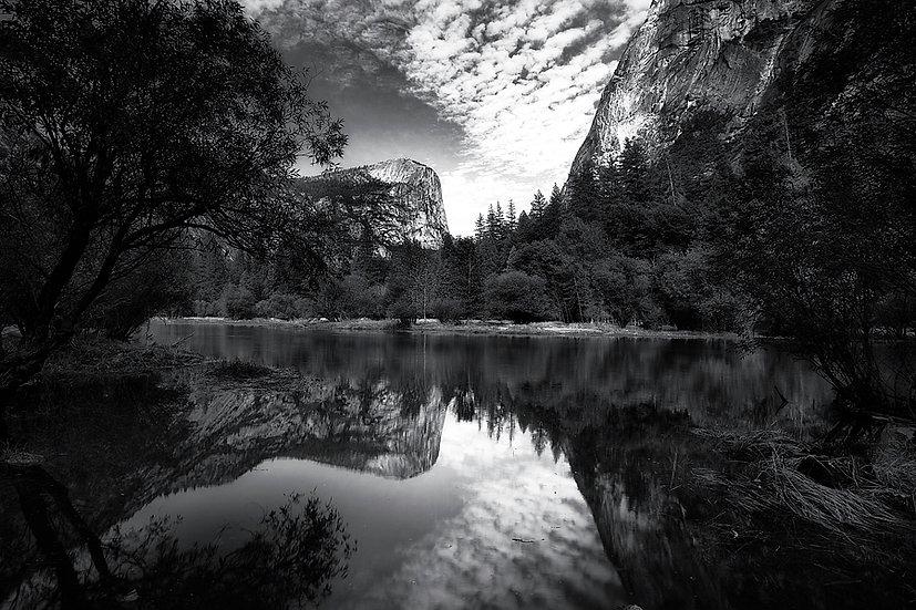 Mirror Lake Yosemite National Park USA