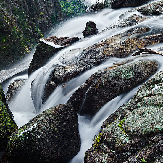 Waterfall Mt Buffalo, Victoria, Australia