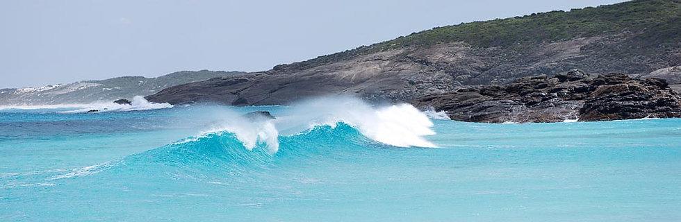 South West Surf Break, South Western Australia