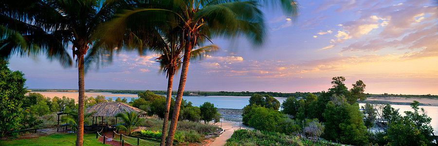 Tropical beach, Willie Creek, Broome, Kimberley, North Western Australia