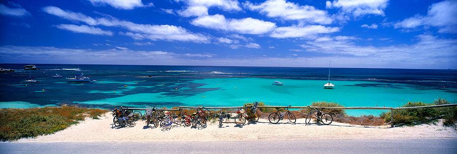 Longreach Beach, Rottnest Island, Perth, Western Australia