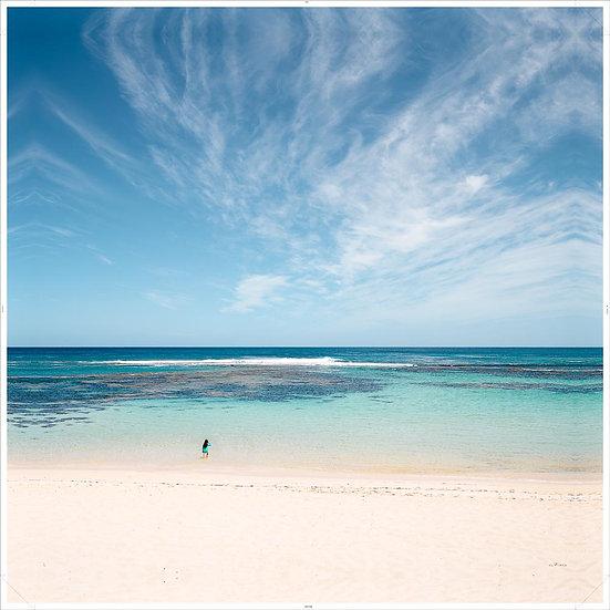 Ricey Beach Rottnest Island, Western Australia