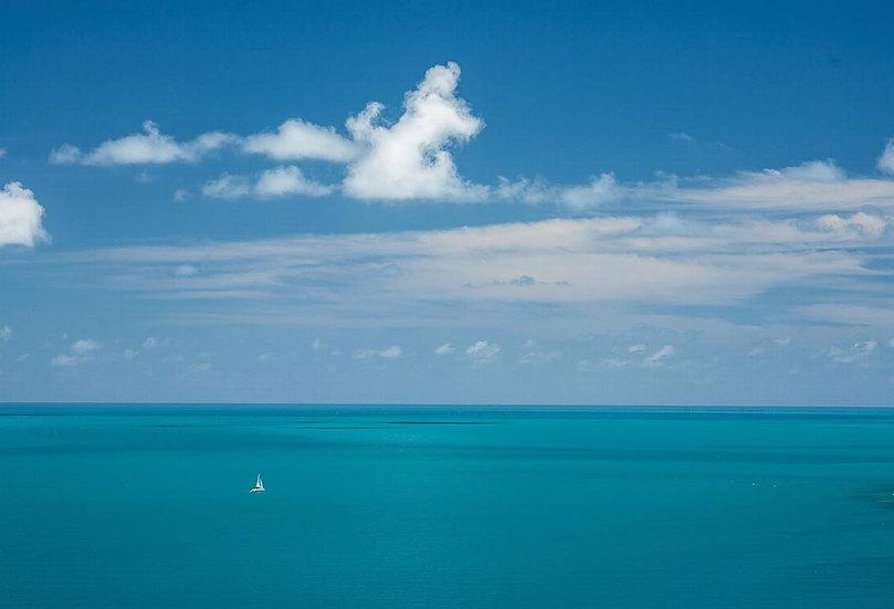 Sailing, Hamilton Island, Whitsundays, Queensland