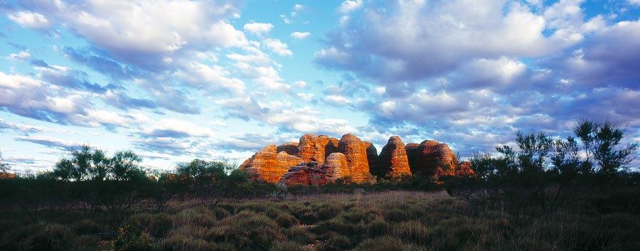 Bungle Bungle Range, Purnululu National Park, Kimberley, Western Australia