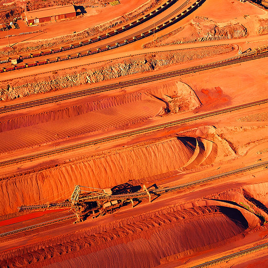 Mine Site, Dampier, Pilbara, North Western Australia