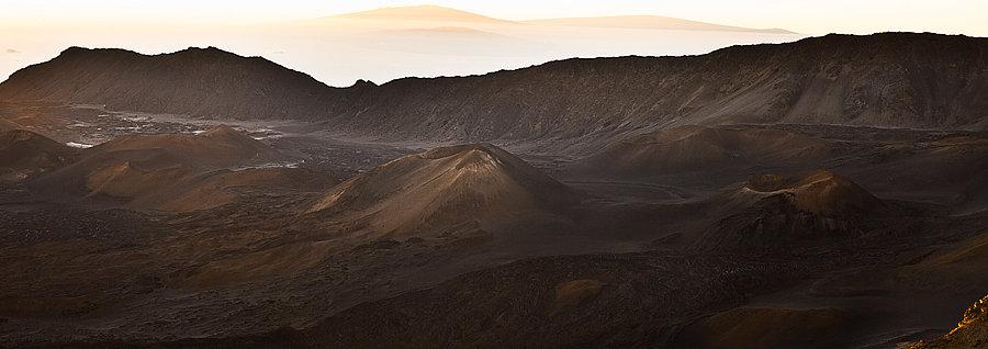 Haleakala National Park Volcano Hawaii USA