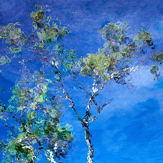 copy of Reflections, Karijini National Park, Pilbara, North Western Australia